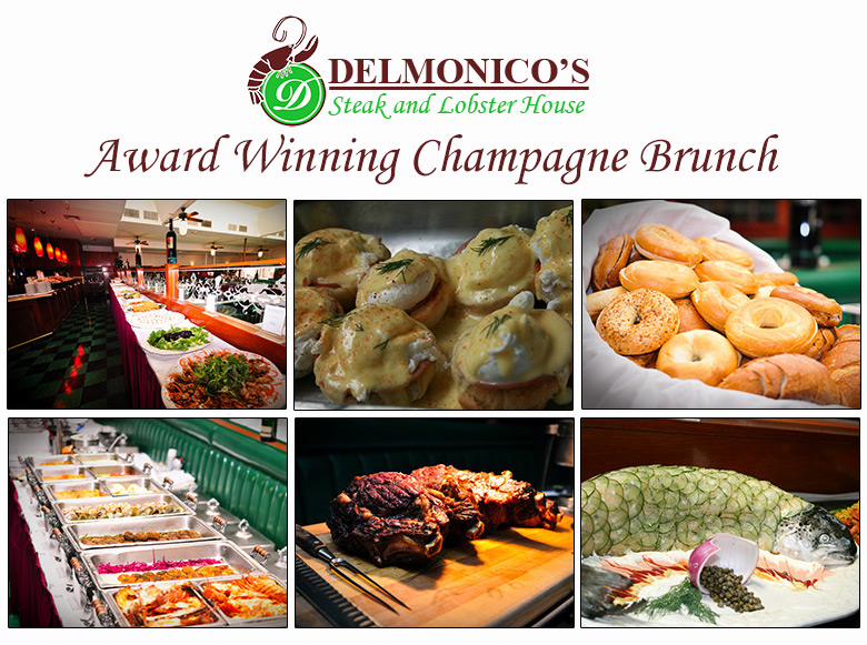 Delmonicos Brunch